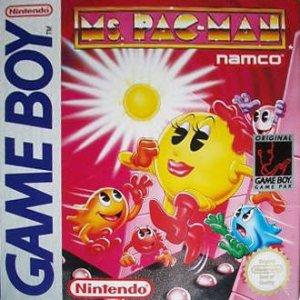 Ms Pac-Man per Game Boy