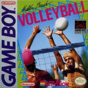 Malibu Beach Volleyball per Game Boy