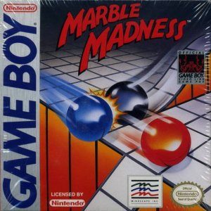 Marble Madness per Game Boy