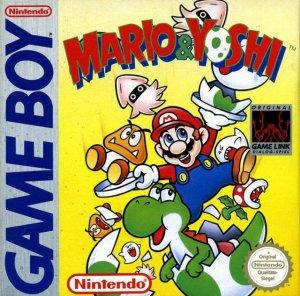 Mario & Yoshi per Game Boy