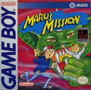 Maru's Mission per Game Boy