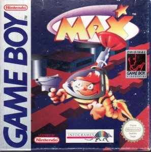 Max per Game Boy