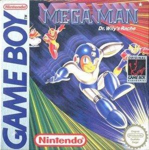 Mega Man: Dr. Wily's Revenge per Game Boy