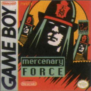 Mercenary Force per Game Boy