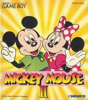 Mickey Mouse II per Game Boy