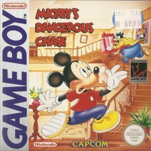 Mickey's Chase per Game Boy