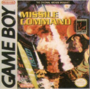 Missile Command per Game Boy