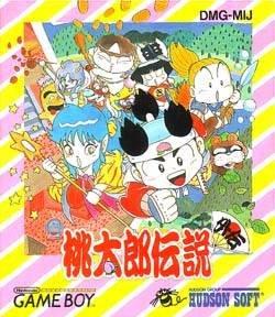 Momotarou Densetsu Gaiden per Game Boy