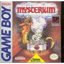 Mysterium per Game Boy