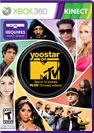 Yoostar su MTV per Xbox 360