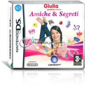 Giulia Passione: Amiche & Segreti per Nintendo DS