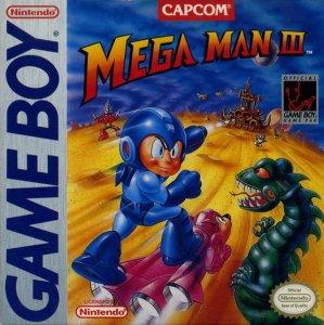 Mega Man III per Game Boy