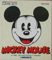 Mickey Mouse per Game Boy