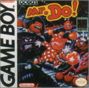 Mr. Do! per Game Boy