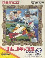 Namco Gallery Vol. 3 per Game Boy