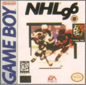 NHL Hockey '96 per Game Boy