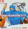 The Ninja Warriors per PC Engine