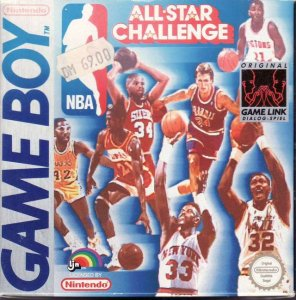 NBA All-Star Challenge per Game Boy