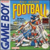 NES Play Action Football per Game Boy