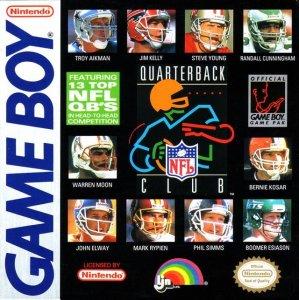 NFL Quarterback Club per Game Boy