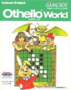 Othello World per Game Boy