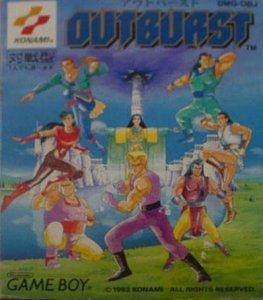 Outburst per Game Boy