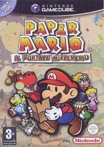 Paper Mario: Il Portale Millenario per GameCube
