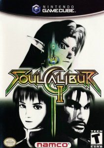 Soul Calibur 2 per GameCube