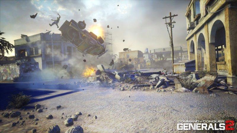 Command & Conquer Generals 2 - Immagini e dettagli