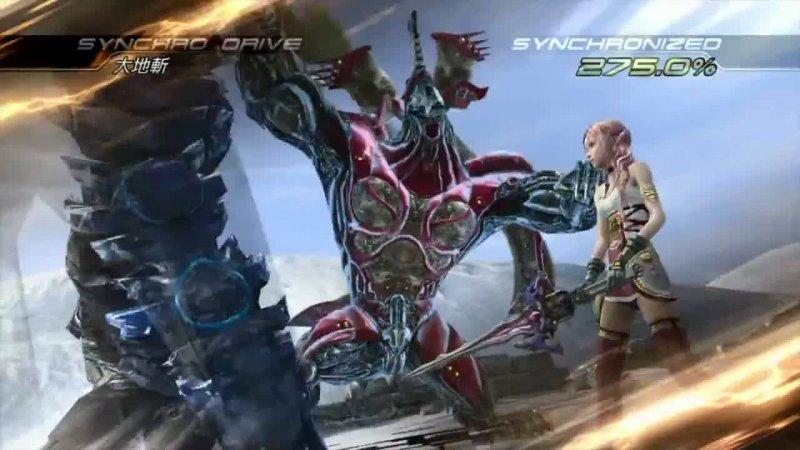 Per Final Fantasy XIII-2 sono stati utilizzati tester occidentali