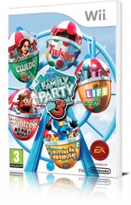 Hasbro Family Party 3 per Nintendo Wii