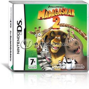 Madagascar: Escape 2 Africa per Nintendo DS