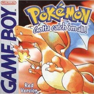 Pokémon Versione Rossa per Game Boy
