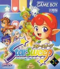 Puzzle Star Sweep per Game Boy