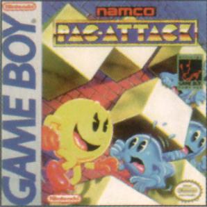 Pac-Attack per Game Boy