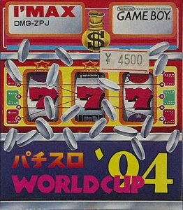 Pachi-Slot World Cup '94 per Game Boy