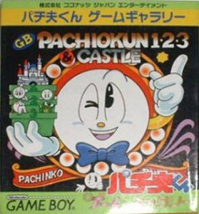 Pachiokun Game Gallery per Game Boy