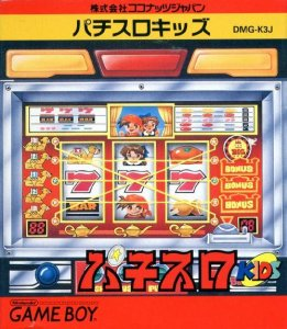Pachi-Slot Kids per Game Boy