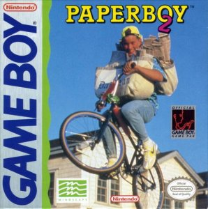 Paperboy II per Game Boy