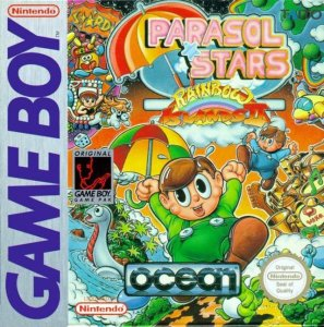 Parasol Stars: The Story of Bubble Bobble III per Game Boy