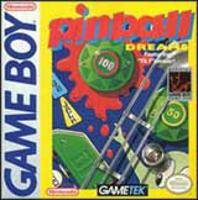 Pinball Dreams per Game Boy