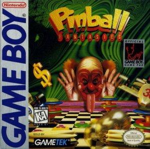 Pinball Fantasies per Game Boy