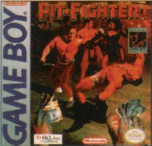 Pit-Fighter per Game Boy