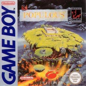 Populous per Game Boy