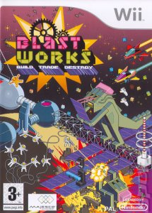 Blast Works: Build, Fuse & Destroy per Nintendo Wii