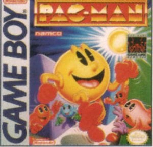 Pac-Man per Game Boy