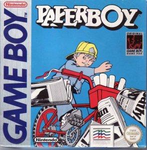 Paperboy per Game Boy