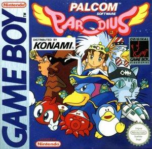 Parodius per Game Boy