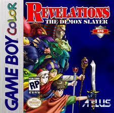 Revelations: The Demon Slayer per Game Boy