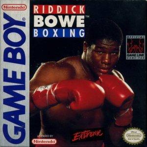 Riddick Bowe Boxing per Game Boy